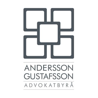 Andersson Gustafsson Advokatbyrålogo