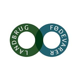 Landbrug & Fødevarerlogo